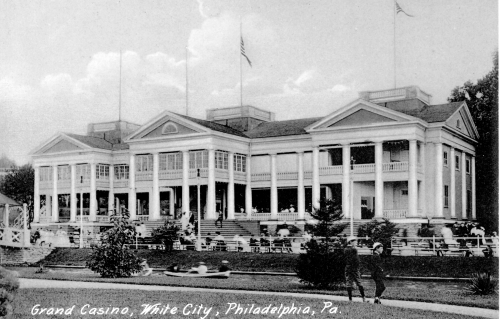 "Grand Casino at The Chestnut Hill Amusement Park ""White City"""