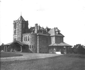 Compton, home of John and Libby Morris, Morris Arboretum