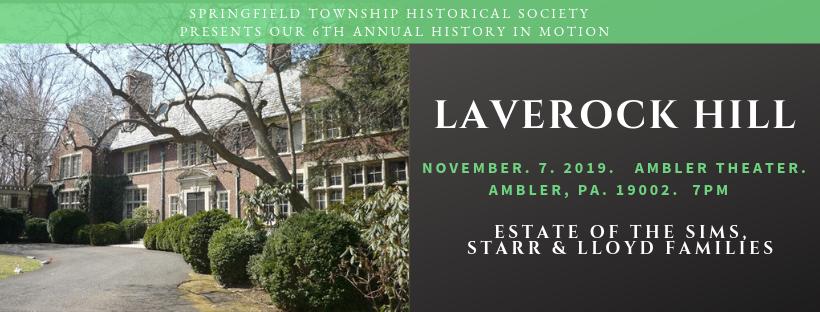 Springfield Township Historical Society | P O  Box 564